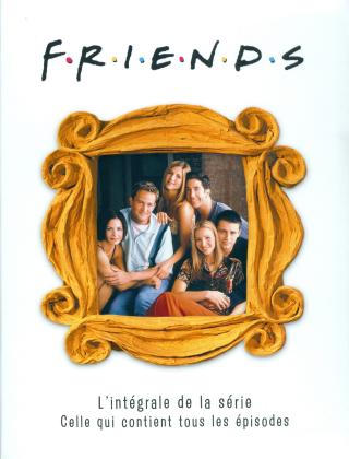 Friends - L'intégrale de la série - Saisons 1-10 (35 DVD)