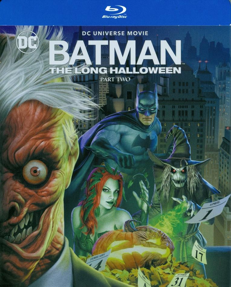 Batman - The Long Halloween - Partie 2 (2021) (Limited Edition, Steelbook)