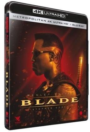 Blade (1998) (4K Ultra HD + Blu-ray)