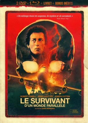 Le Survivant d'un monde parallèle (1981) (Schuber, Digipack, Version Courte, Langfassung, Restaurierte Fassung, Blu-ray + 2 DVDs)