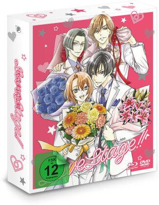 Love Stage!! - inkl. OVA (Gesamtausgabe, 2 Blu-rays + 2 DVDs)