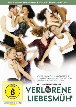 William Shakespeares Verlorene Liebesmüh' (2000)
