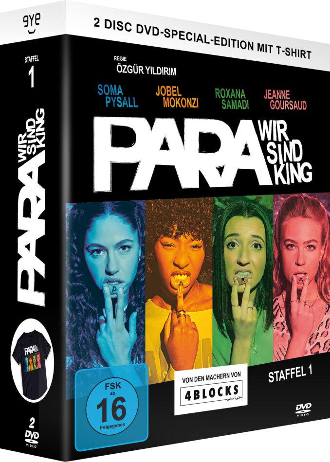 Para - Wir sind King - Staffel 1 (+ T-Shirt, Limited Edition, 2 DVDs)