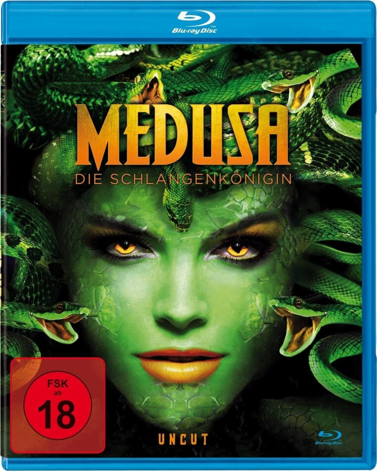 Medusa - Die Schlangenkönigin (2020) (Uncut)