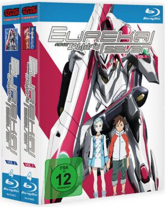 Eureka Seven - Vol. 1 & 2 (Gesamtausgabe, Bundle, 8 Blu-rays)