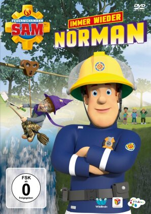 Feuerwehrmann Sam - Immer wieder Norman