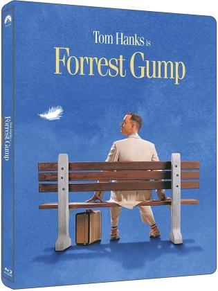Forrest Gump (1994) (Neuauflage, Steelbook, 4K Ultra HD + 2 Blu-rays)