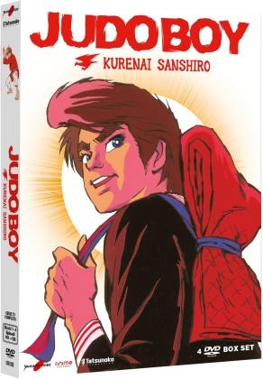 Judo Boy - Serie completa (4 DVDs)