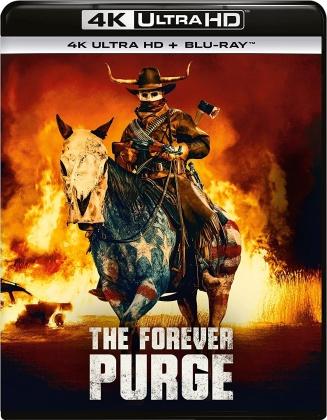 The Forever Purge (2021) (4K Ultra HD + Blu-ray)