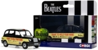 Beatles - The Beatles - London Taxi - I Want To Hold Your Hand Die Cast 1:36 Scale
