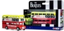 Beatles - The Beatles - London Bus - Please Please Me Die Cast 1:64 Scale