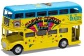 Beatles - The Beatles - London Bus - Magical Mystery Tour Die Cast 1:64 Scale