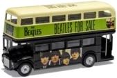 Beatles - The Beatles - London Bus - Beatles For Sale Die Cast 1:64 Scale