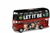 Beatles - The Beatles - London Bus - Let It Be Die Cast 1:64 Scale