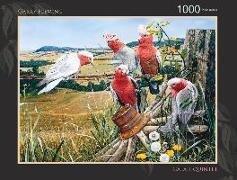 Galah Quintet 1000-Piece Puzzle