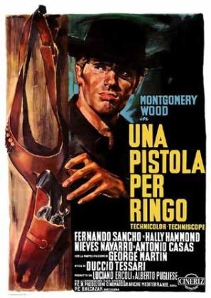 Una pistola per Ringo (1965) (Neuauflage)