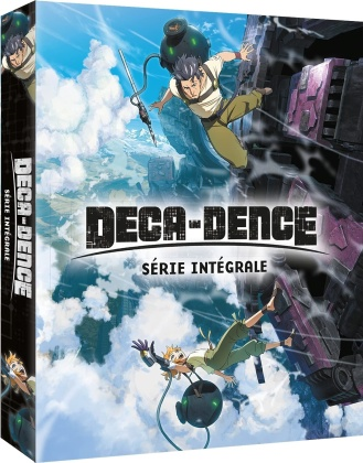 Deca-Dence - Intégrale (Collector's Edition, Blu-ray + DVD)