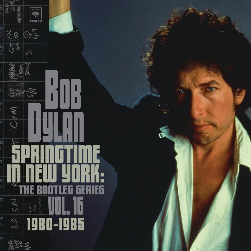Bob Dylan - Springtime In NY - Bootleg Series 16 (1980-1985) (2 CDs)