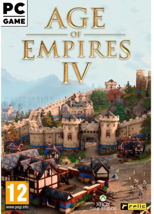 Age of Empires 4 - (Code in a Box)