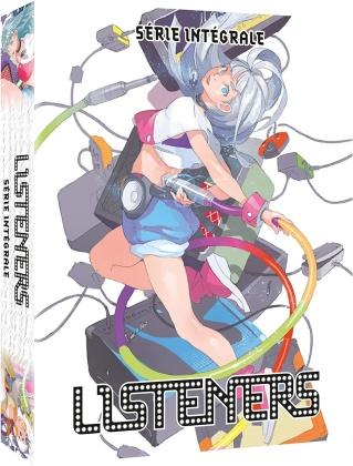 Listeners - Intégrale (2 Blu-rays)