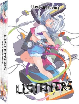 Listeners - Intégrale (2 DVDs)