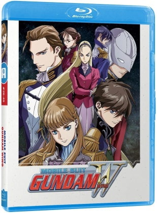 Mobile Suit Gundam Wing - Partie 2 (Standard Edition)