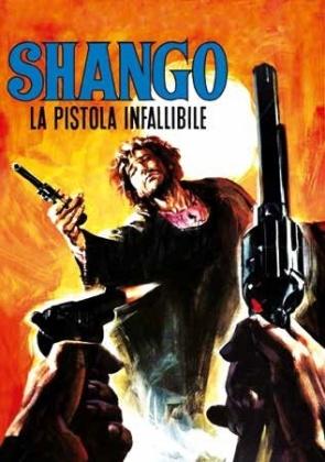 Shango, la pistola infallibile (1970) (Neuauflage)