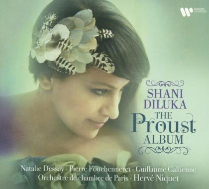 Herve Niquet, Natalie Dessay & Shani Diluka - The Proust Album