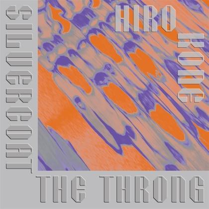 Hiro Kone - Silvercoat The Throng (Orange Vinyl, LP + DVD)