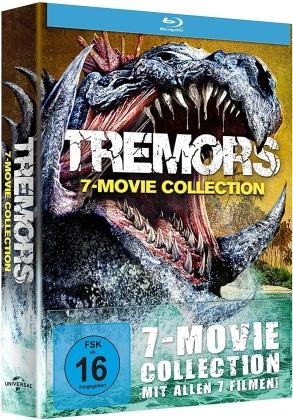 Tremors 1-7 (7 Blu-rays)