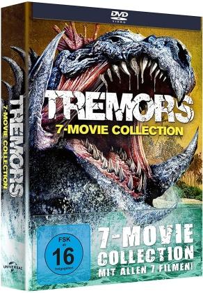 Tremors 1-7 (7 DVDs)