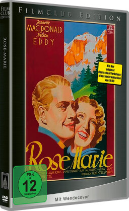 Rose-Marie (1936) (Filmclub Edition, Limited Edition)