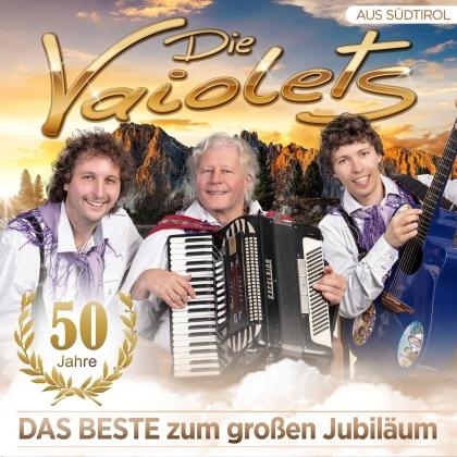 Die Vaiolets - 50 Jahre - Das Beste zum großen Jubiläum