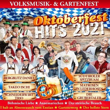 Oktoberfest Hits 2021 - Volksmusik- & Gartenfest