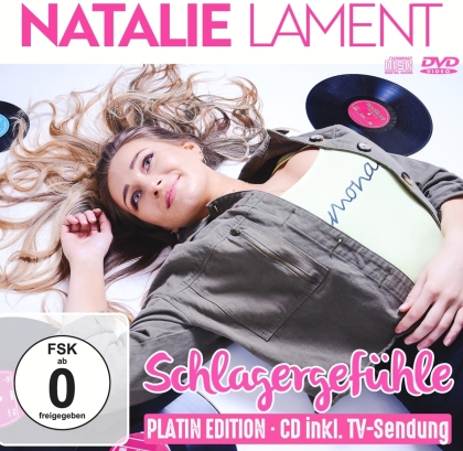 Natalie Lament - Schlagergefühle (Platin Edition, CD + DVD)