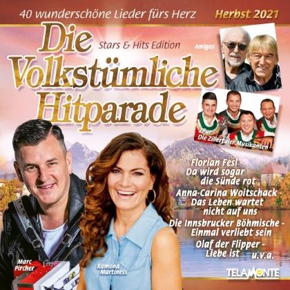Various - Die Volkstümliche Hitparade Herbst 2021 (2 CDs)