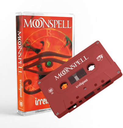 Moonspell - Irreligious (Limited Edition, Red Tape)