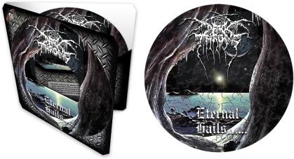 """Darkthrone - Eternal Hails (7"""" 72 Piece Jigsaw Puzzle)"""