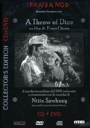 A Throw of Dice (1929) (n/b, Collector's Edition, Riedizione, DVD + CD)