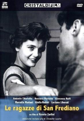 Le Ragazze di San Frediano (1955) (s/w, Neuauflage)