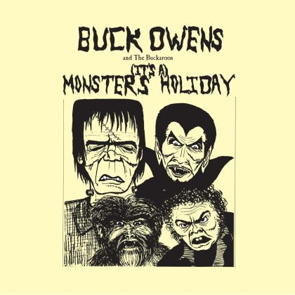 Buck Owens & His Buckaroos - It's A Monster's Holiday