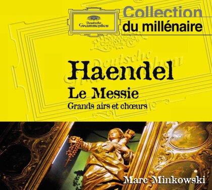 Marc Minkowski, Les Muisciens De Louvre & Georg Friedrich Händel (1685-1759) - Messiah Hwv56 (Collection du Millénaire)