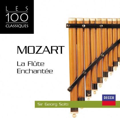 Sir Georg Solti, Vienna Philarmonic & Wolfgang Amadeus Mozart (1756-1791) - The Magic Flute (les 100 Classiques)