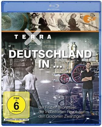 Terra X - Deutschland in... der Frühen Bronzezeit / der Industriellen Revolution / den Goldenen Zwanzigern