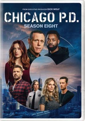 Chicago P.D. - Season 8 (3 DVDs)