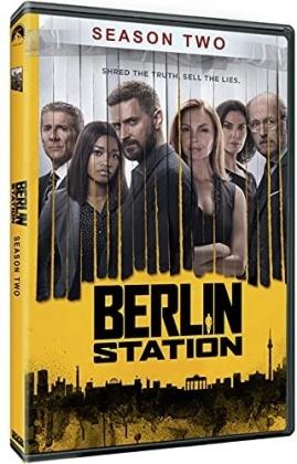 Berlin Station - Season 2 (3 DVD)