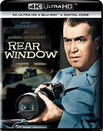 Rear Window (1954) (4K Ultra HD + Blu-ray)