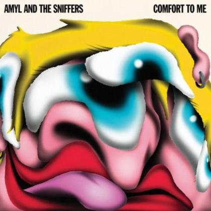 Amyl & The Sniffers - Comfort To Me (Orange Vinyl, LP)