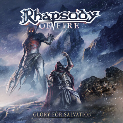 Rhapsody Of Fire - Glory For Salvation (Digipack)