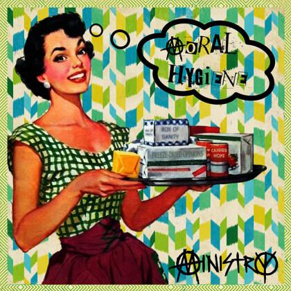Ministry - Moral Hygiene (Gatefold, LP)